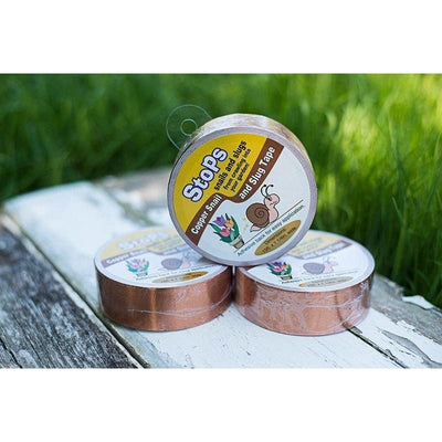 Copper Slug And Snail Tape - Supplies