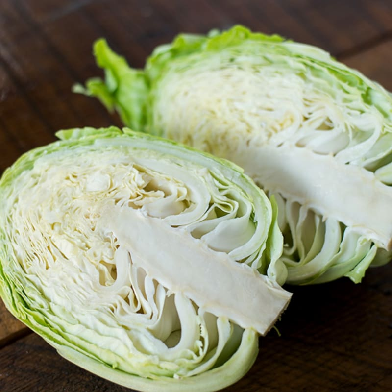 Early Jersey Wakefield Cabbage (Heirloom, 60-75 Days)