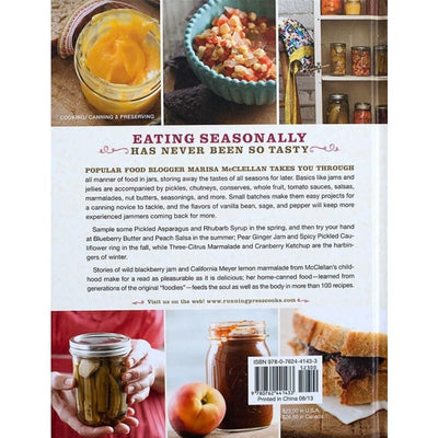 Food In Jars - Books