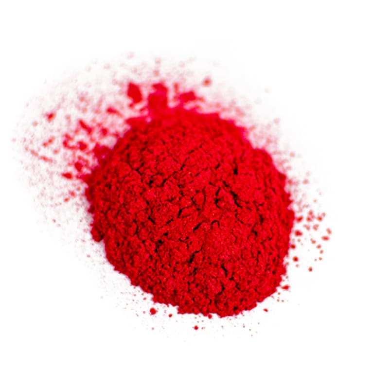 Fruit Punch Red Mica Powder (1/2 Oz) - Crafts