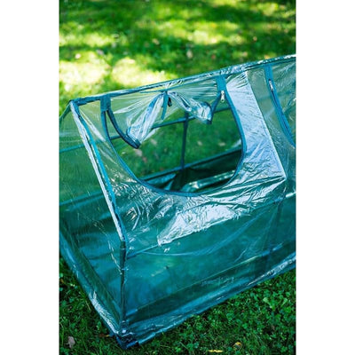 Garden Cold Frame With Raised Bed - Supplies