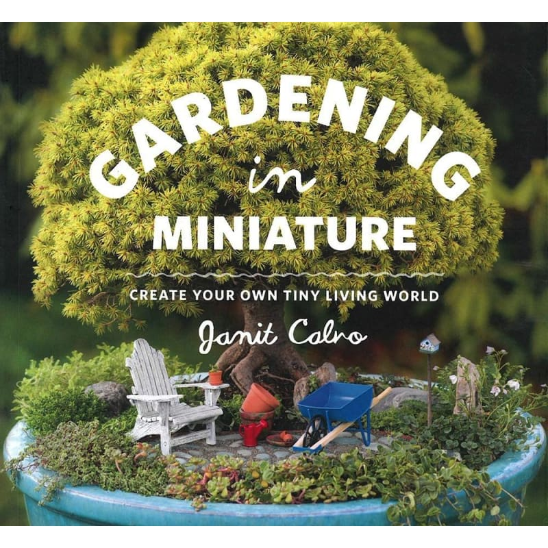 Gardening In Miniature - Books