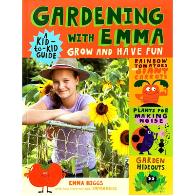 Gardening with Emma - Books