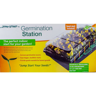 Germination Station With Heat & Dome - Supplies