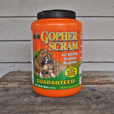 Gopher Scram - Supplies