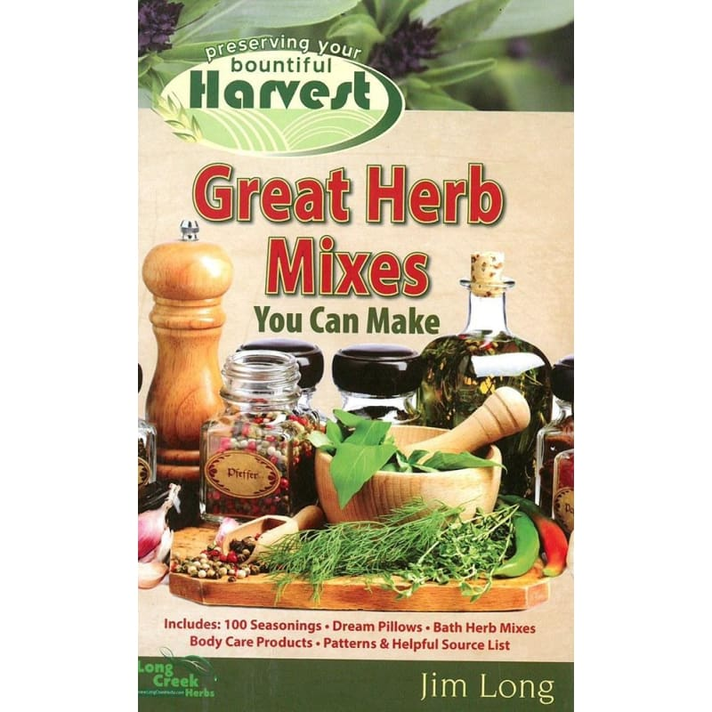 Great Herb Mixes