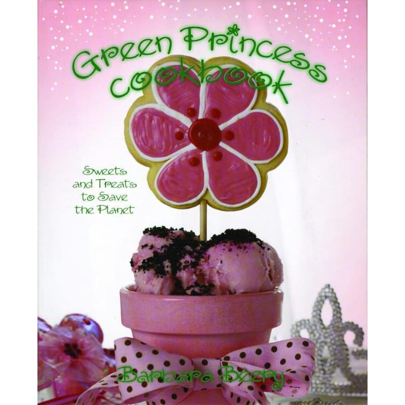 Green Princess Cookbook - Books