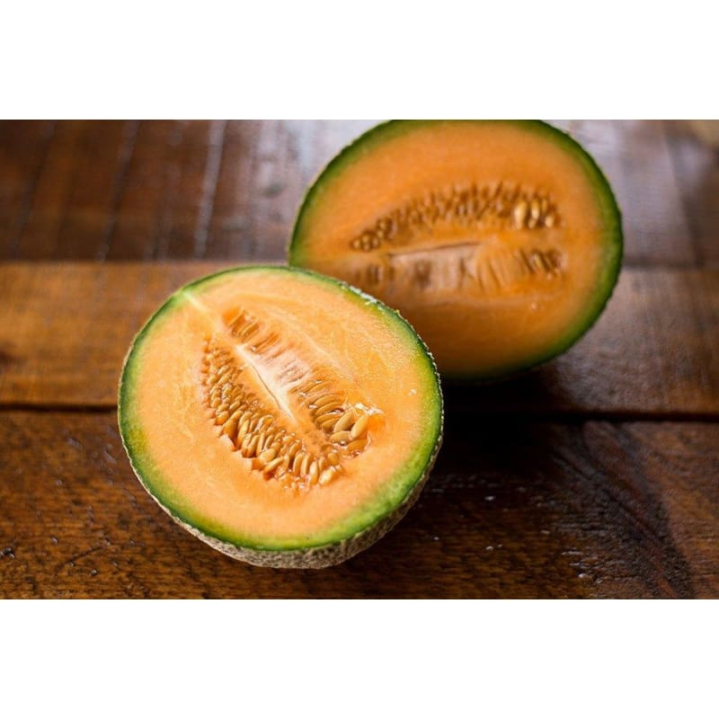 Hales Best Melon (Heirloom 75 Days) - Vegetables