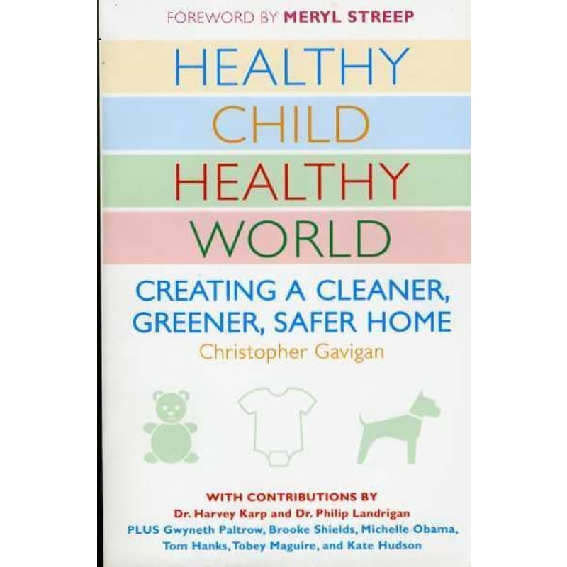 Healthy Child Healthy World - Books