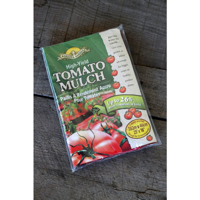 High Yield Tomato Mulch - Supplies