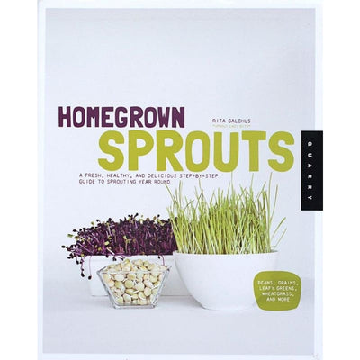 Homegrown Sprouts - Books