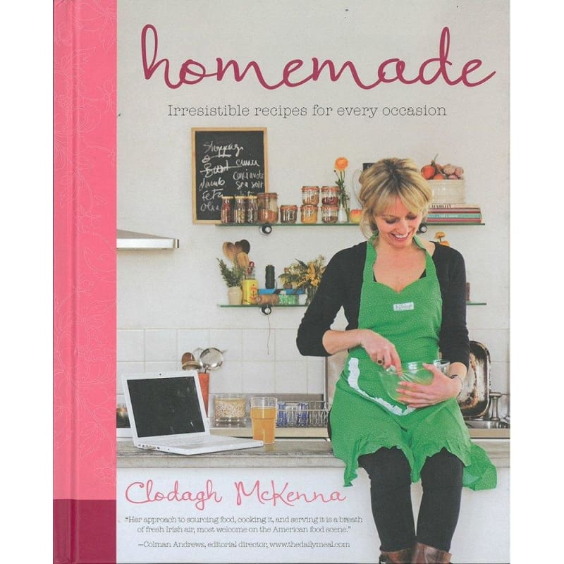 Homemade: Irresistible Recipes for Every Occasion - Books