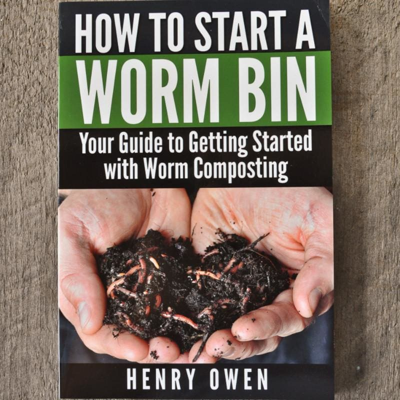How to Start a Worm Bin - Books