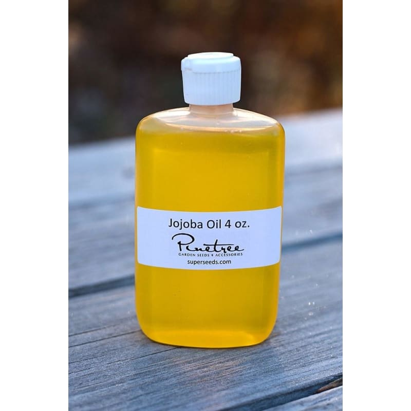 Jojoba Oil 4 Oz. - Crafts