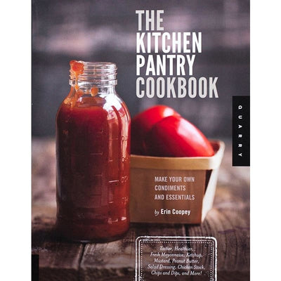 Kitchen Pantry Cookbook - Books