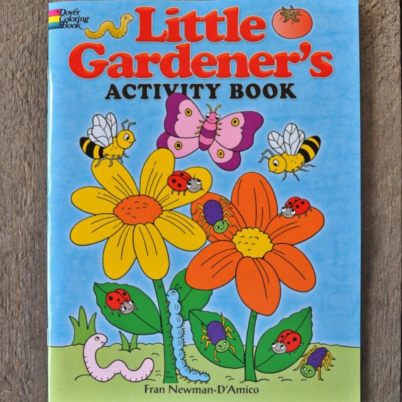 Little Gardener's Activity Book - Books