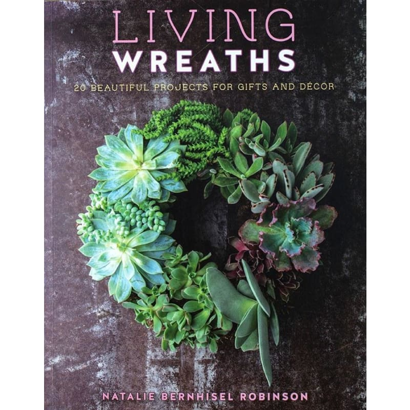 Living Wreaths - Books