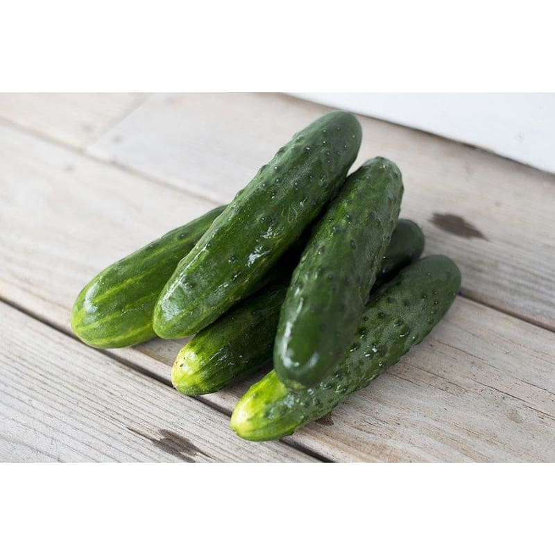 Long Green Improved Cucumber (Heirloom 70 Days) - Vegetables