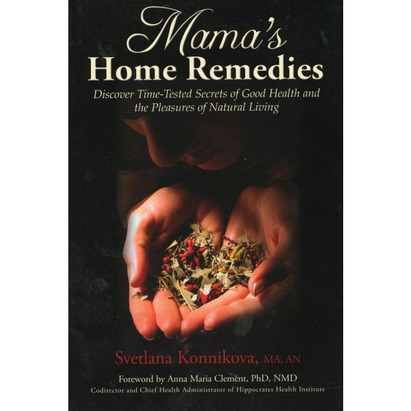 Mamas Home Remedies - Books