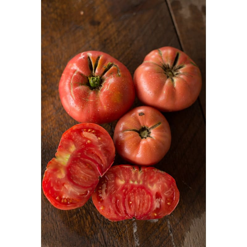 Tomato Father Frost Vegetable Large 75 Seeds