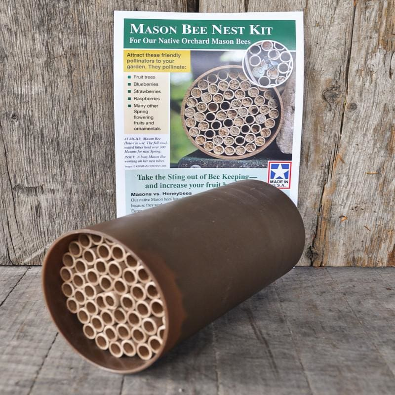 Mason Bee Nest Kit (Standard) - Crafts,Supplies