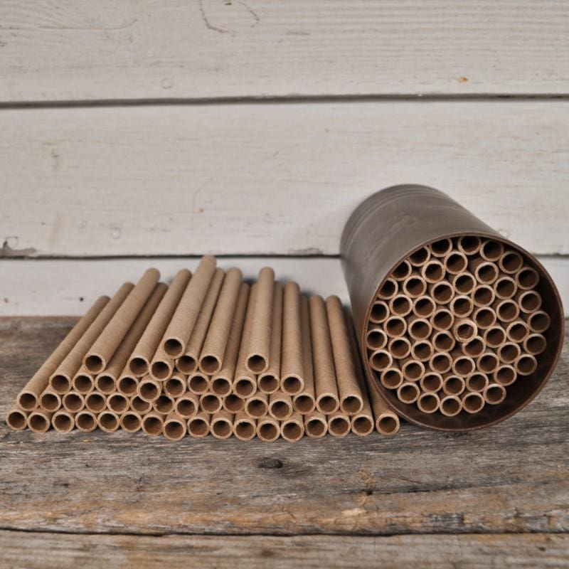 Mason Bee Nest Replacement Tubes (50 pack)