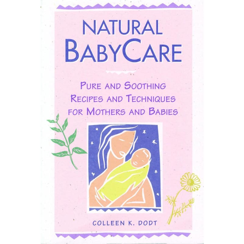 Natural Baby Care - Books