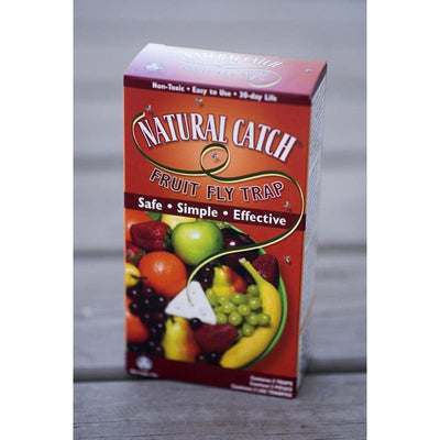 Natural Catch Fruit Fly Traps - Supplies