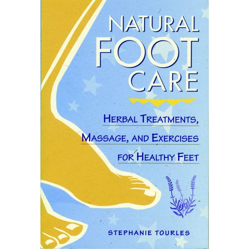 Natural Foot Care - Books