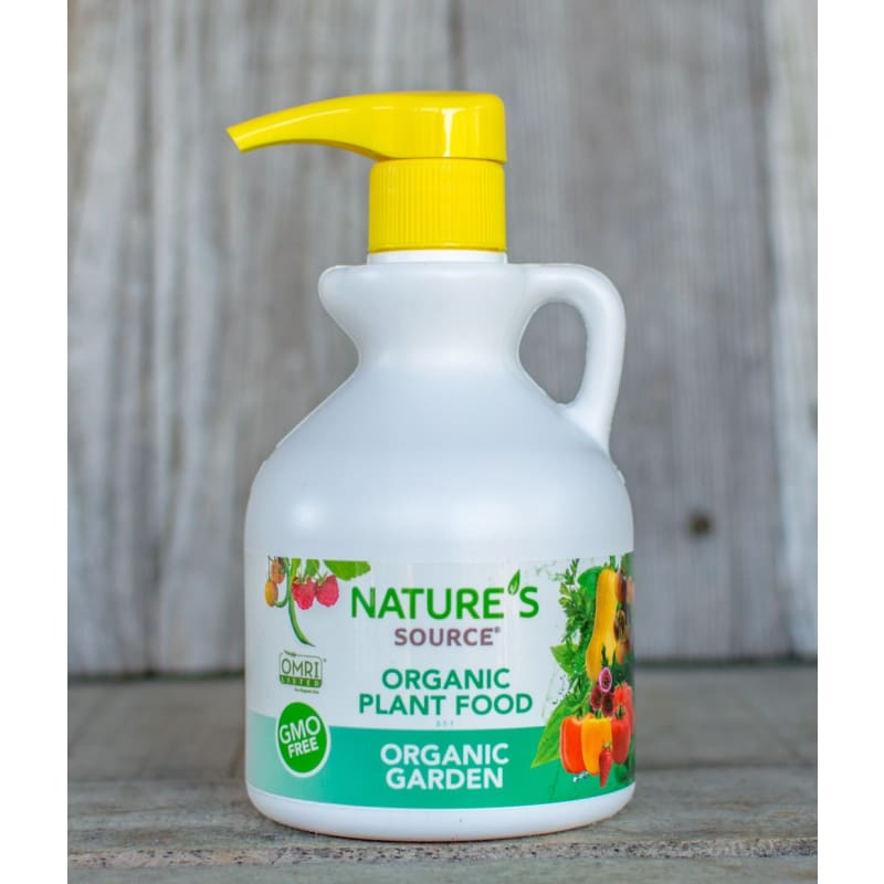 Natures Source Organic Plant Food 3-1-1 - Gardening Supplies