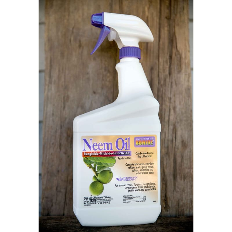 Neem Oil 32 oz. RTU