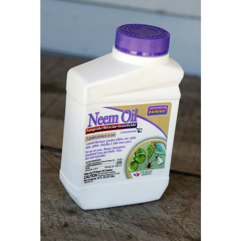Neem Oil Concentrate (16 oz.)