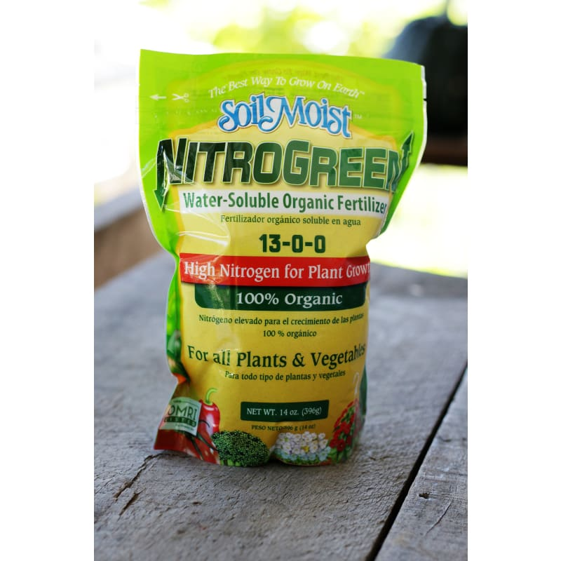 Nitrogreen Organic Fertilizer 13-0-0 - Supplies