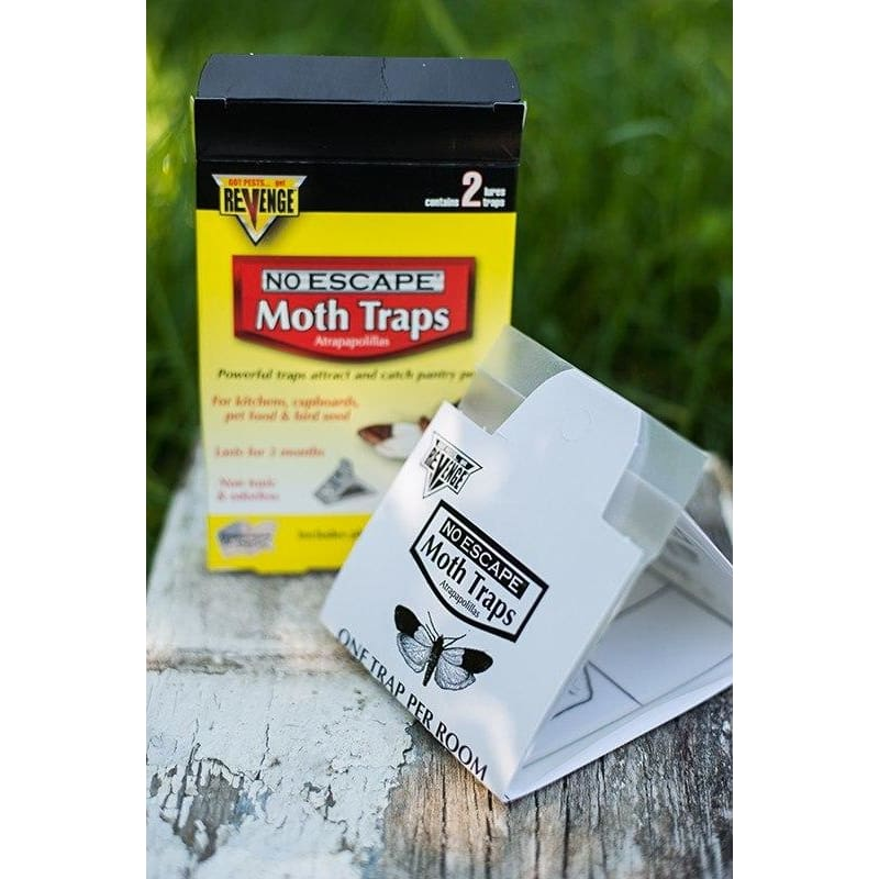No Escape Moth Traps