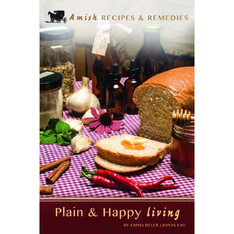 Plain And Happy Living - Books
