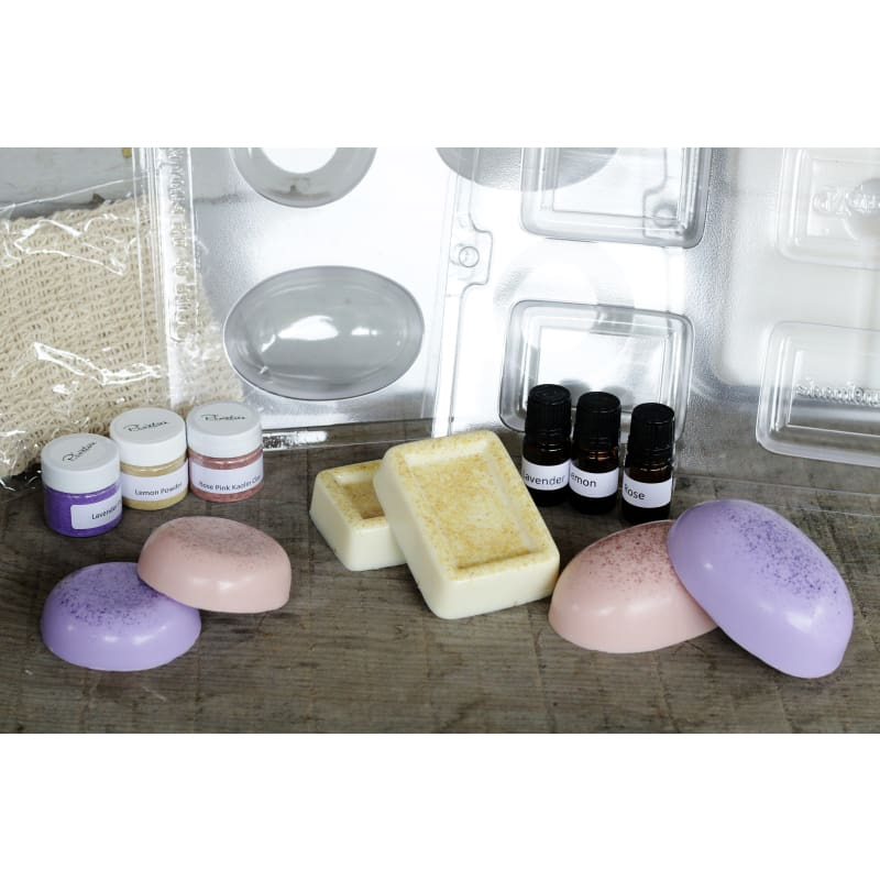 Purely Pleasant Soap Making Kit - Crafts