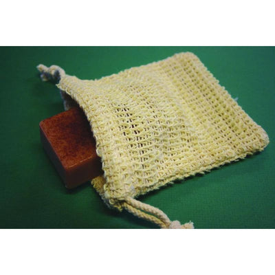 Ramie Soap Sack - Crafts