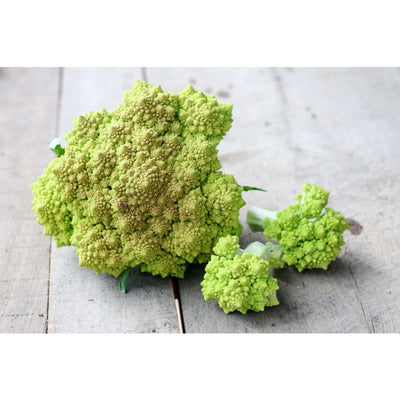 Romanesco Cauliflower ( 80 Days ) - Vegetables