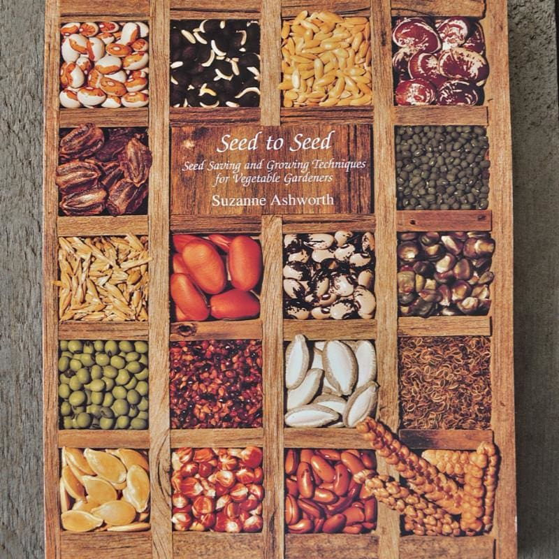 Seed to Seed - Books