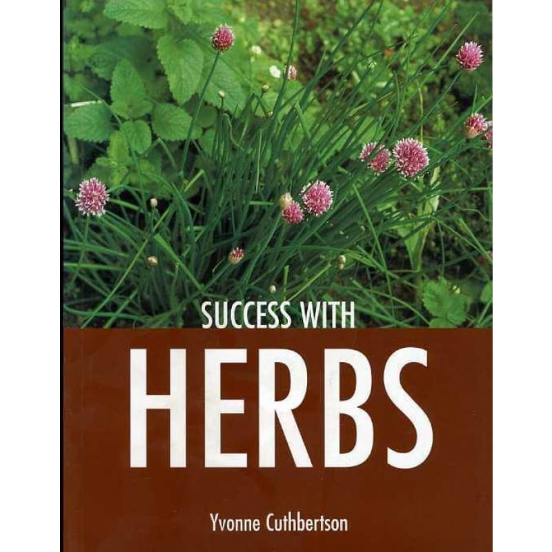 Success With Herbs - Books