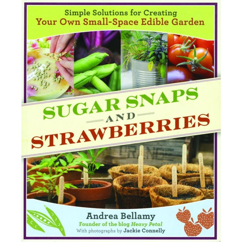 Sugar Snaps And Strawberries - Books