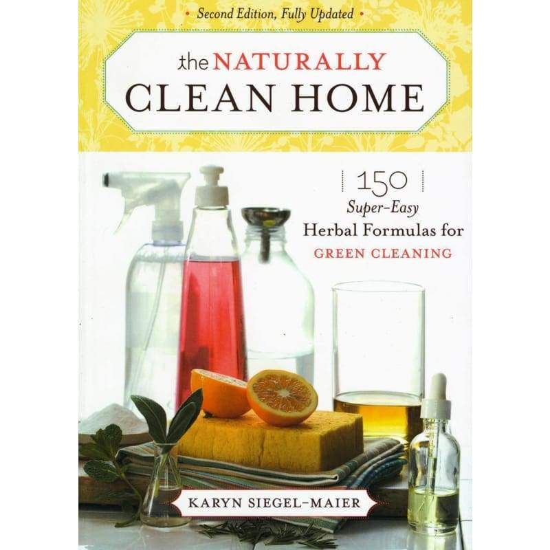 The Naturally Clean Home ***Sold Out*** - Books