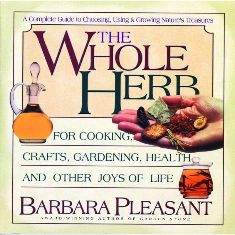 The Whole Herb - Books