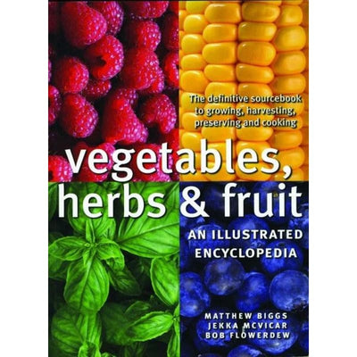 Vegetables Herbs & Fruits - Books