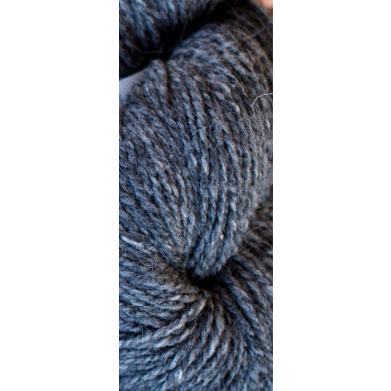 Worsted Wool Yarn - Rabbit Gray