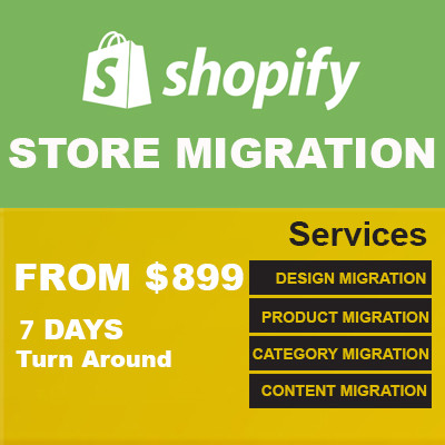 Store Migration To Shopify