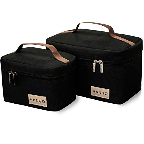 Hango Insulated Lunch Bag [Set of 2 Sizes]