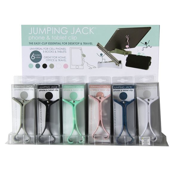 Jumping Jack Phone/Tablet Jack