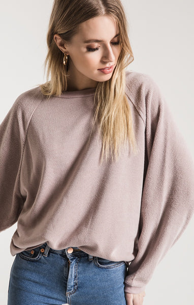 Argo Crew Oversized Fleece Pullover
