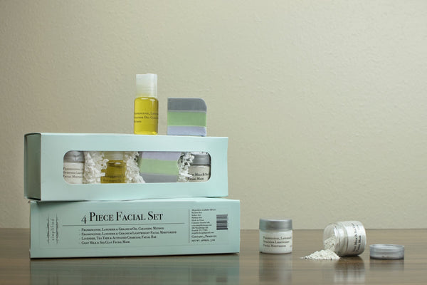 4pc Facial Sampler Set